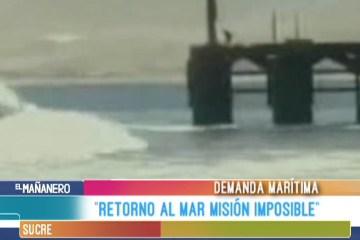 """""""RETORNO AL MAR MISIÓN IMPOSIBLE"""""""