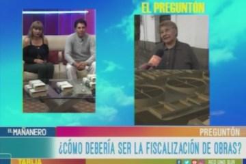EL PREGUNTÓN: FISCALIZACIÓN DE OBRAS PÚBLICAS