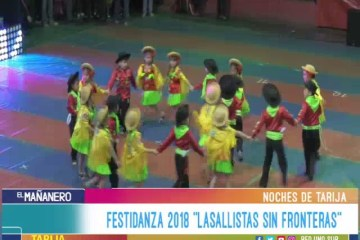 NOCHES DE TARIJA: FESTIDANZA 2018