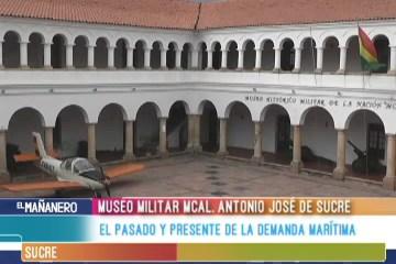 ESPECIAL: MUSEO HISTÓRICO MILITAR MCAL. ANTONIO JOSÉ DE SUCRE