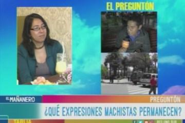 EL PREGUNTÓN: 11 DE OCTUBRE DÍA DE LA MUJER BOLIVIANA