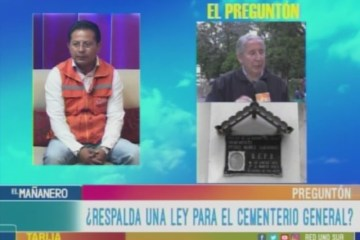 EL PREGUNTÓN: CEMENTERIO GENERAL DE TARIJA