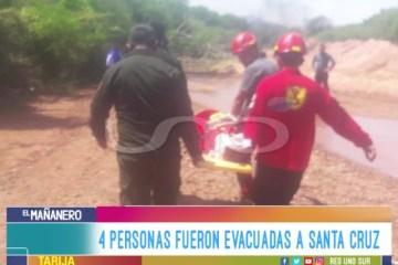 EXPLOSIÓN DE GASODUCTO DEJA 5 PERSONAS CON QUEMADURAS