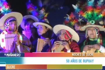 NOCHES DE SUCRE: 50 AÑOS DE RUPHAY