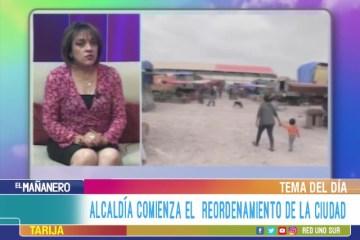TEMA DEL DÍA: TRASLADO DE CAMIONES AL MERCADO ABASTO DEL SUR