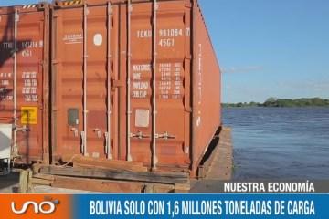 NUESTRA ECONOMÍA: BOLIVIA PUEDE SUPERAR EN 50% LA CARGA A PUERTOS DE ARICA