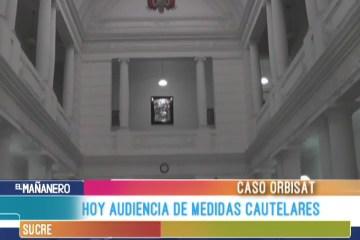 HOY AUDIENCIA DE MEDIDAS CAUTELARES EN EL CASO ORBISAT