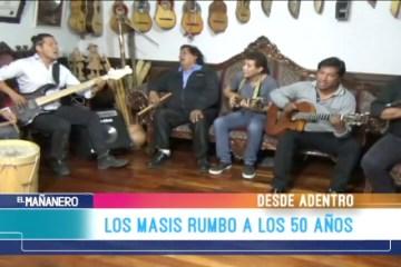 DESDE ADENTRO: LOS MASIS