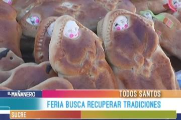 FERIA BUSCA RECUPERAR TRADICIONES