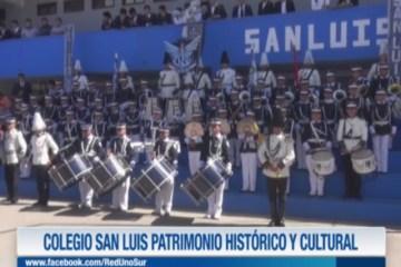COLEGIO SAN LUÍS PATRIMONIO HISTÓRICO Y CULTURAL