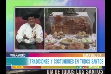 TEMA DEL DÍA: ESPIRITUALIDAD EN TODOS SANTOS