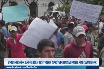 """""""ESTAMOS DE ACUERDO CON EL REORDENAMIENTO, PERO CON DIALOGO"""""""