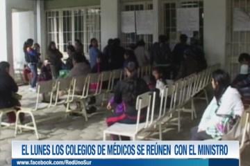 EL LUNES LOS COLEGIOS DE MÉDICOS SE REÚNEN CON EL MINISTRO