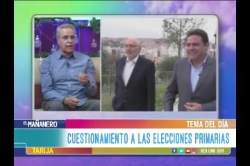 TEMA DEL DÍA: ELECCIONES PRIMARIAS 2019
