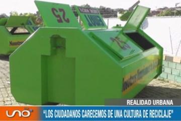 REALIDAD URBANA: BOLIVIA SÓLO RECICLA UN 4% DE 5.400 T DE BASURA CADA DÍA