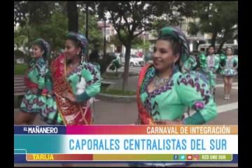 CAPORALES CENTRALISTA DEL SUR EN EL MAÑANERO