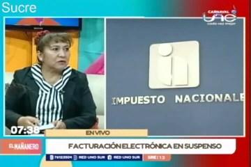 FACTURACIÓN ELECTRÓNICA EN SUSPENSO