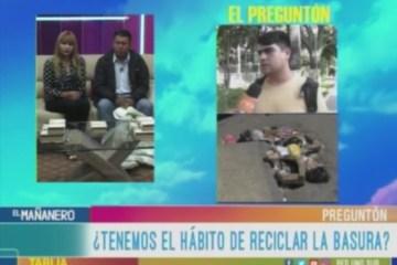 EL PREGUNTÓN: BOLSAS RECICLABLES