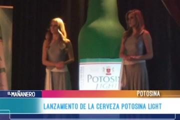 """LANZAMIENTO DE LA CERVEZA """"POTOSINA LIGHT"""""""
