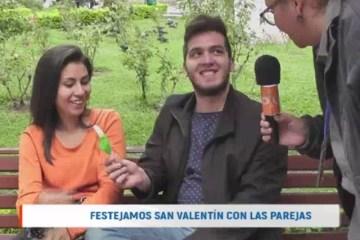 FESTEJAMOS SAN VALENTÍN CON LAS PAREJAS