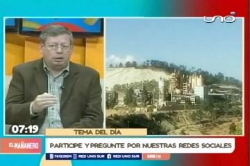 TEMA DEL DÍA: D.S. QUE OBLIGA A UTILIZAR CEMENTO BOLIVIANO