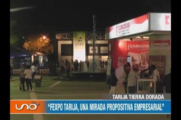 "TARIJA TIERRA DORADA: ""FEXPO TARIJA, UNA MIRADA PROPOSITIVA EMPRESARIAL"""