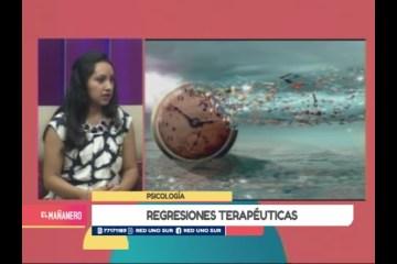 TERAPIAS DE REGRESIONES TERAPÉUTICAS
