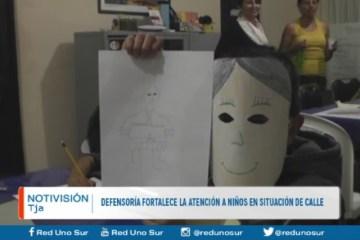 DEFENSORÍA FORTALECE LA ATENCIÓN A NIÑOS EN SITUACIÓN DE CALLE