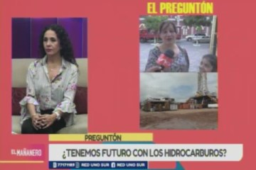 EL PREGUNTÓN: EXPLOTACIÓN DE HIDROCARBUROS