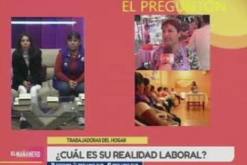 EL PREGUNTÓN: EL TRABAJO ASALARIADO DEL HOGAR