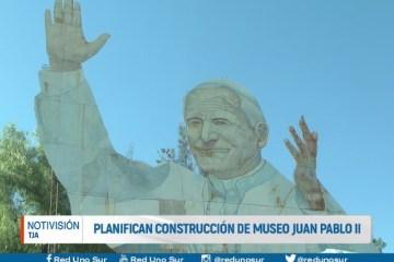 PLANIFICAN CONSTRUCCIÓN DEL MUSEO JUAN PABLO II
