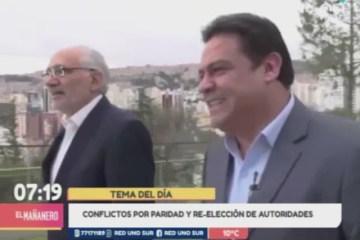 TEMA DEL DÍA: RÉGIMEN ELECTORAL BOLIVIANO