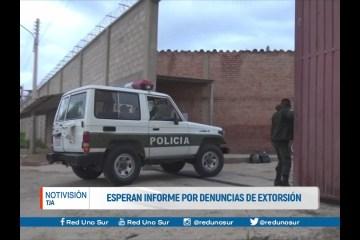 ESPERAN INFORME POR DENUNCIAS DE EXTORCIÓN EN MORROS BLANCOS