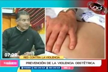 ENTREVISTA: RED CONTRA LA VIOLENCIA