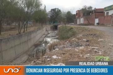 REALIDAD URBANA: QUEBRADA DEL BARRIO 4 DE JULIO, UN RIESGO PARA LA SALUD