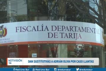 DAN MEDIDAS SUSTITUTIVAS A ADRIÁN OLIVA POR SACO LLANTAS