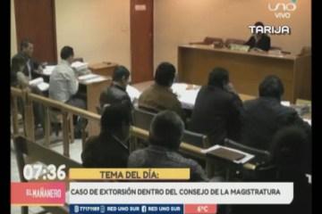 TEMA DEL DÍA: CORRUPCIÓN EN EL SISTEMA JUDICIAL