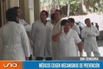SIN CENSURA: ARENAVIRUS PONE EN ALERTA A TODA LA POBLACIÓN
