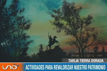 TARIJA TIERRA DORADA: 445 AÑOS DE FUNDACIÓN DE LA TIERRA CHAPACA