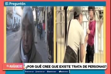 EL PREGUNTÓN: TRATA Y TRÁFICO DE PERSONAS