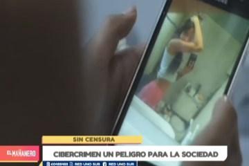 SIN CENSURA: DELITOS CIBERNÉTICOS