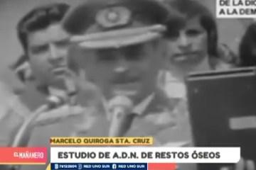 ESTUDIO DE ADN DE RESTOS ÓSEOS