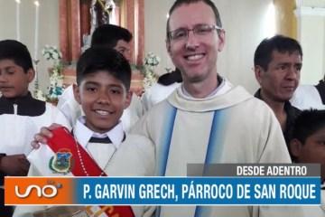 DESDE ADENTRO: PADRE GARVIN GRECH