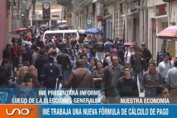 NUESTRA ECONOMÍA: EFECTOS DEL DOBLE AGUINALDO