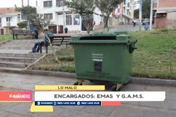 LO MALO: RIESGOS DEL RECOJO DE BASURA