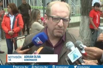 COMUNIDAD CIUDADANA PROTESTA Y DENUNCIA FRAUDE EN EL OEP