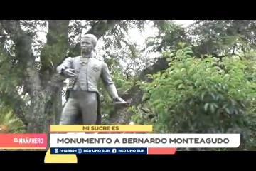 MI SUCRE ES: MONUMENTO EN HONOR A BERNARDO DE MONTEAGUDO