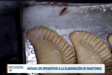 INICIAN LOS OPERATIVOS DE CONTROL A LA ELABORACIÓN DE PANETONES