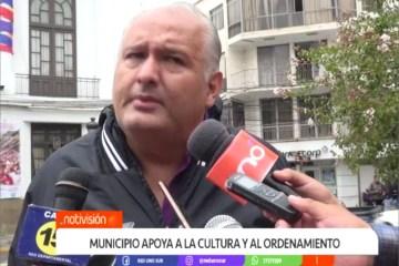 """CALVIMONTES: """"NADIE PUEDE CORTAR LAS CALLES A GUSTO Y ANTOJO"""""""