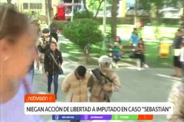 NIEGAN ACCIÓN DE LIBERTAD A IMPUTADO EN CASO DE SEBASTIÁN ARCE